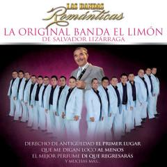 Las Bandas Románticas - La Original Banda El Limón de Salvador Lizárraga