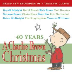 40 Years:  A Charlie Brown Christmas - David Benoit, Various Artists
