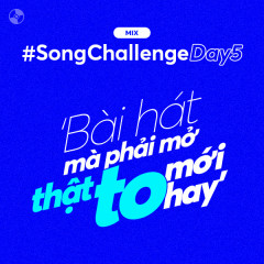 #SongChallengeDay5 - Various Artists