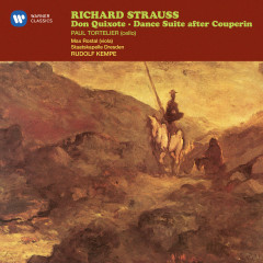 Strauss: Don Quixote, Op. 35 & Dance Suite from Keyboard Pieces by François Couperin - Rudolf Kempe, Paul Tortelier
