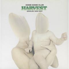 HARVEST -SINGLES 1992-1997 - Kome Kome Club