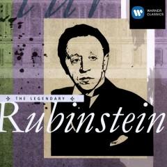 The Legendary Arthur Rubenstein - Artur Rubinstein