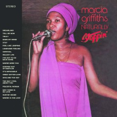 Naturally / Steppin' - Marcia Griffiths