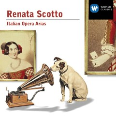 Opera Arias - Renata Scotto