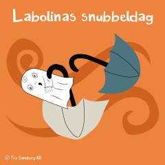 Labolinas snubbeldag - Lilla Spöket Laban och hans vänner, Labolina, Inger Sandberg