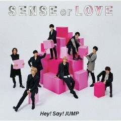 SENSE or LOVE CD1 - Hey! Say! JUMP