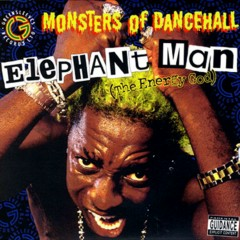 Monsters Of Dancehall (The Energy God)