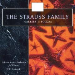 Waltzes, etc - Wiener Johann Strauss Orchester, Wiener Symphoniker, Willi Boskovsky