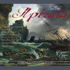 Bellini: Il pirata - Ludovic Tézier, Carmen Giannattasio, David Parry, London Philharmonic Orchestra