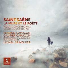 Saint-Saëns: La Muse et le Poète - Renaud Capucon, Gautier Capuçon, Lionel Bringuier, Orchestre Philharmonique de Radio France