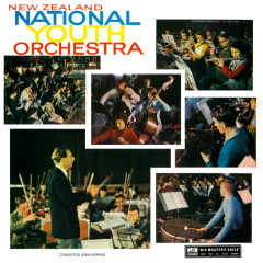 New Zealand National Youth Orchestra - New Zealand National Youth Orchestra, John Hopkins