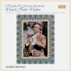 Dietrich Fischer-Dieskau / Classic Recital - Dietrich Fischer-Dieskau, Wiener Haydn Orchester, Reinhard Peters