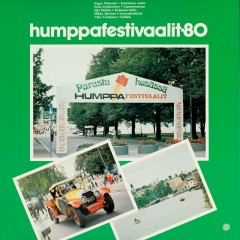 Humppafestivaalit 80 - Various Artists