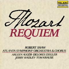 Mozart: Requiem in D Minor, K. 626 - Robert Shaw, Atlanta Symphony Orchestra, Atlanta Symphony Orchestra Chorus, Arleen Augér, Delores Ziegler