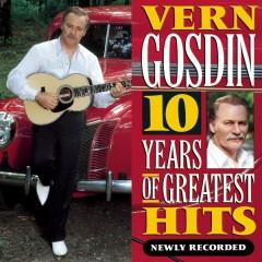 10 Years of Greatest Hits - Vern Gosdin