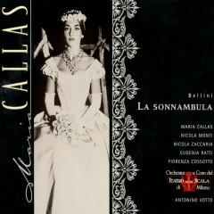 Bellini La Sonnambula - Maria Callas, Antonino Votto, Coro del Teatro alla Scala di Milano, Orchestra del Teatro alla Scala, Milano