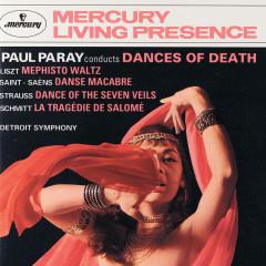 Paul Paray conducts Dances of Death - Detroit Symphony Orchestra, Paul Paray