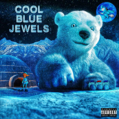 Cool Blue Jewels - Riff Raff