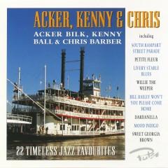22 Timeless Jazz Favourites - Acker Bilk, Kenny Ball, Chris Barber