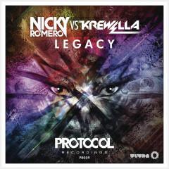 Legacy (Remixes) - Nicky Romero, Krewella