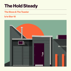The Stove & The Toaster B/W Star 18 - The Hold Steady