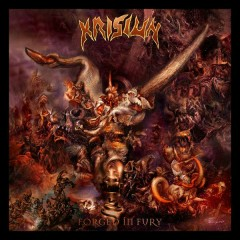 Forged in Fury - Krisiun