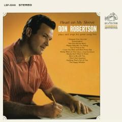 Heart on My Sleeve - Don Robertson