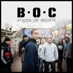 Stadig De Bedste (EP) - B.O.C