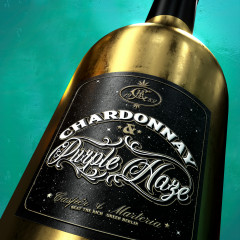 Chardonnay & Purple Haze