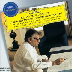 Bernstein: Chichester Psalms; Symphonies Nos.1 & 2 - Christa Ludwig, Lukas Foss, Israel Philharmonic Orchestra, Leonard Bernstein, Wiener Jeunesse-Chor