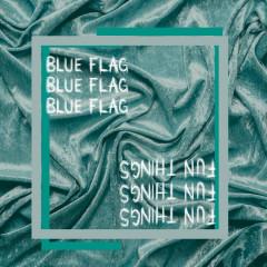 Blue Flag / Fun Things (Single)