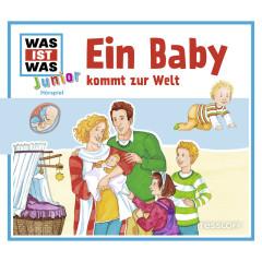 15: Ein Baby kommt zur Welt - Was Ist Was Junior