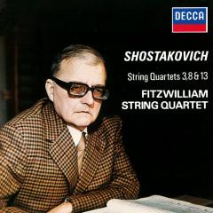 Shostakovich: String Quartets Nos. 3, 8 & 13 - Fitzwilliam Quartet