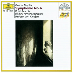 Mahler: Symphony No.4 - Edith Mathis, Michel Schwalbé, Berliner Philharmoniker, Herbert von Karajan