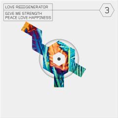 Love Regenerator 3 - Love Regenerator, Calvin Harris