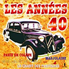 Anneés 40 Vol. 1 - Various Artists