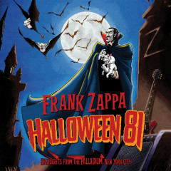 Halloween 81 (Highlights From The Palladium / Live) - Frank Zappa