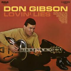 Lovin' Lies - Don Gibson