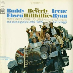 The Beverly Hillbillies Featuring the Stars of the CBS Network Television Series