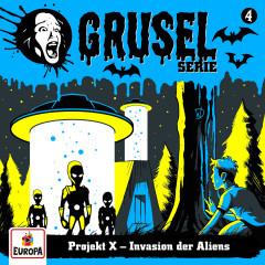 004/Projekt X - Invasion der Aliens - Gruselserie