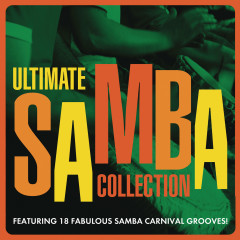 Ultimate Samba Collection - 1CD Camden compilation - Various Artists