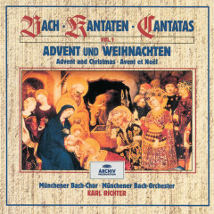 Bach, J.S.: Advent and Christmas (Vol. 1) - Münchener Bach-Orchester, Karl Richter