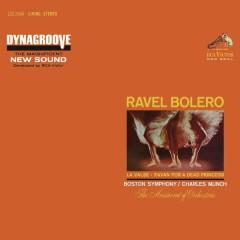 Ravel: Boléro, M. 81; Pavane pour une infante défunte, M. 19 & La Valse, M. 72 - Charles Munch