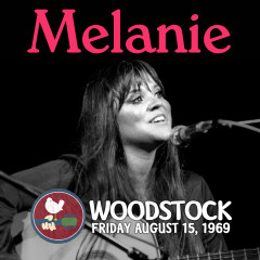 Live at Woodstock - Melanie