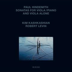 Hindemith: Sonatas For Viola Alone / Piano And Viola Alone - Kim Kashkashian, Robert Levin