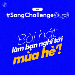 #SongChallengeDay3 - Various Artists