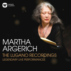 The Lugano Recordings (Live) - Martha Argerich