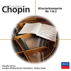 Chopin: Klavierkonzerte Nr. 1 & 2 - Claudio Arrau, London Philharmonic Orchestra, Eliahu Inbal