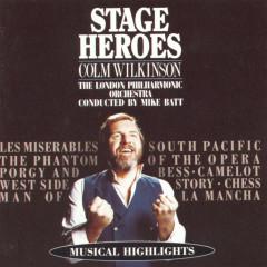 Stage Heroes - Colm Wilkinson