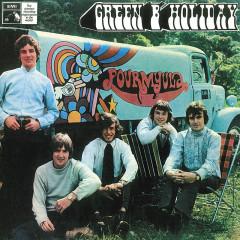 Green 'B' Holiday (2014 Reissue) - The Fourmyula